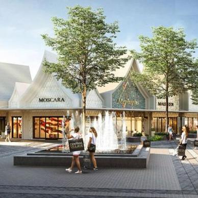 泰國首個名牌Outlet 超過235間店最低3折