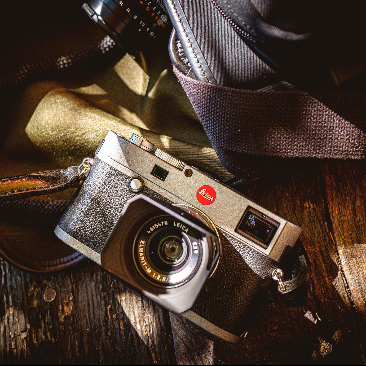 去繁從簡,還原攝影本質!徠卡推出全新入門級 M 系統相機