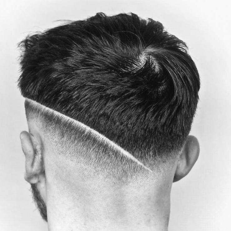 2019男士夏日髮型就是要清爽卻有巧思!歐美超人氣髮型刺青推薦!