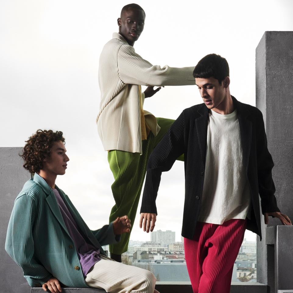 從衣服到配件,男裝到女裝!「三宅一生」旗下三大品牌聚齊新光三越台南新天地