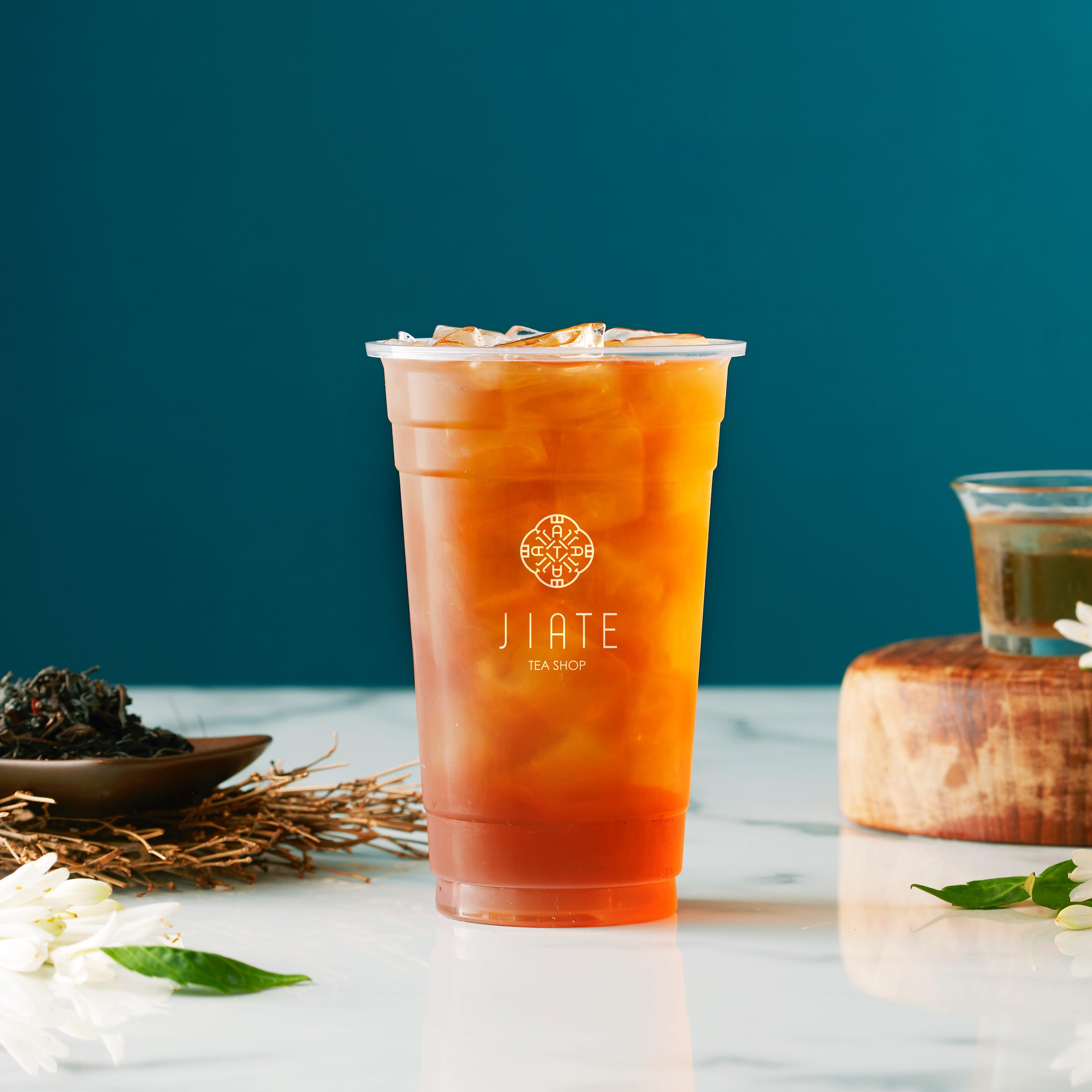 夏季飲品新選擇!手沖茶品牌 JIATE 推出全台獨家「熟成紅茶之王」
