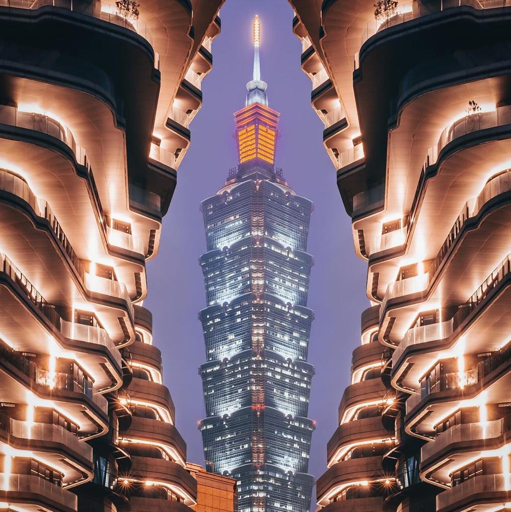 泰國「神視角」攝影師 攝出台灣最美拍攝打卡點