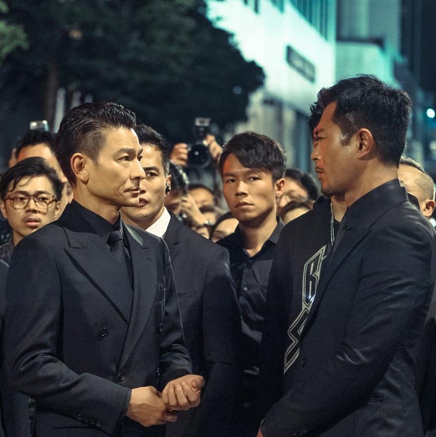粉絲集氣成功!香港鉅制《掃毒2:天地對決》天王劉德華確定來台宣傳