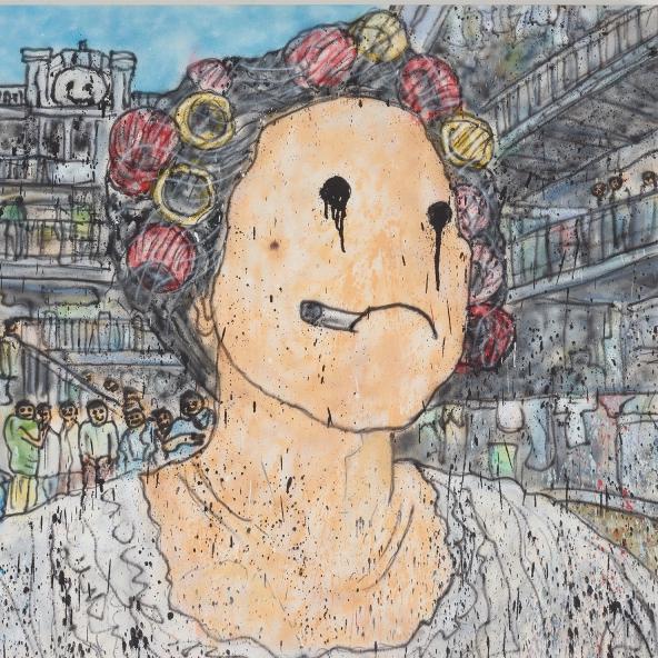 隨性偶發!「假如我有一個夢」日本藝術家 MADSAKI 香港首場個展