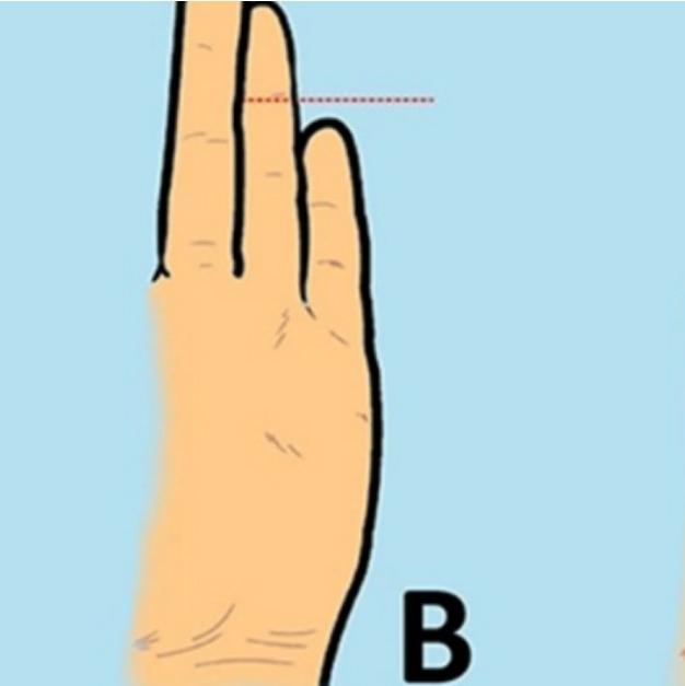 小指愈短愈內向?三種長短分析性格你看準不準!
