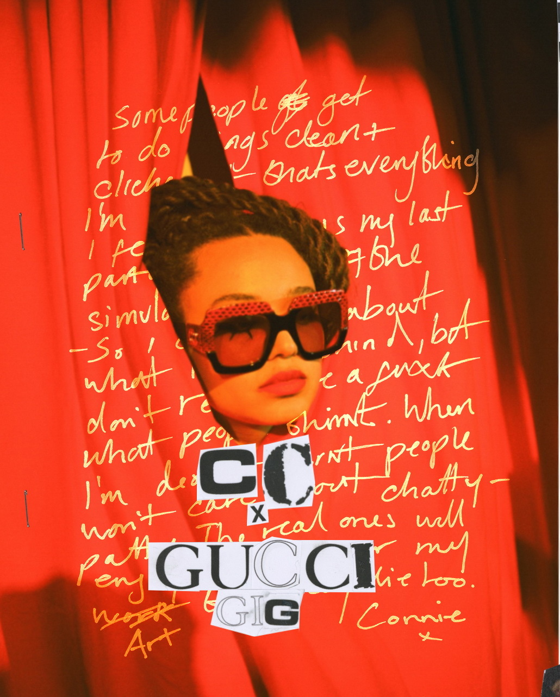 Gucci 欣然推出全新音樂合作專案 #GucciGig