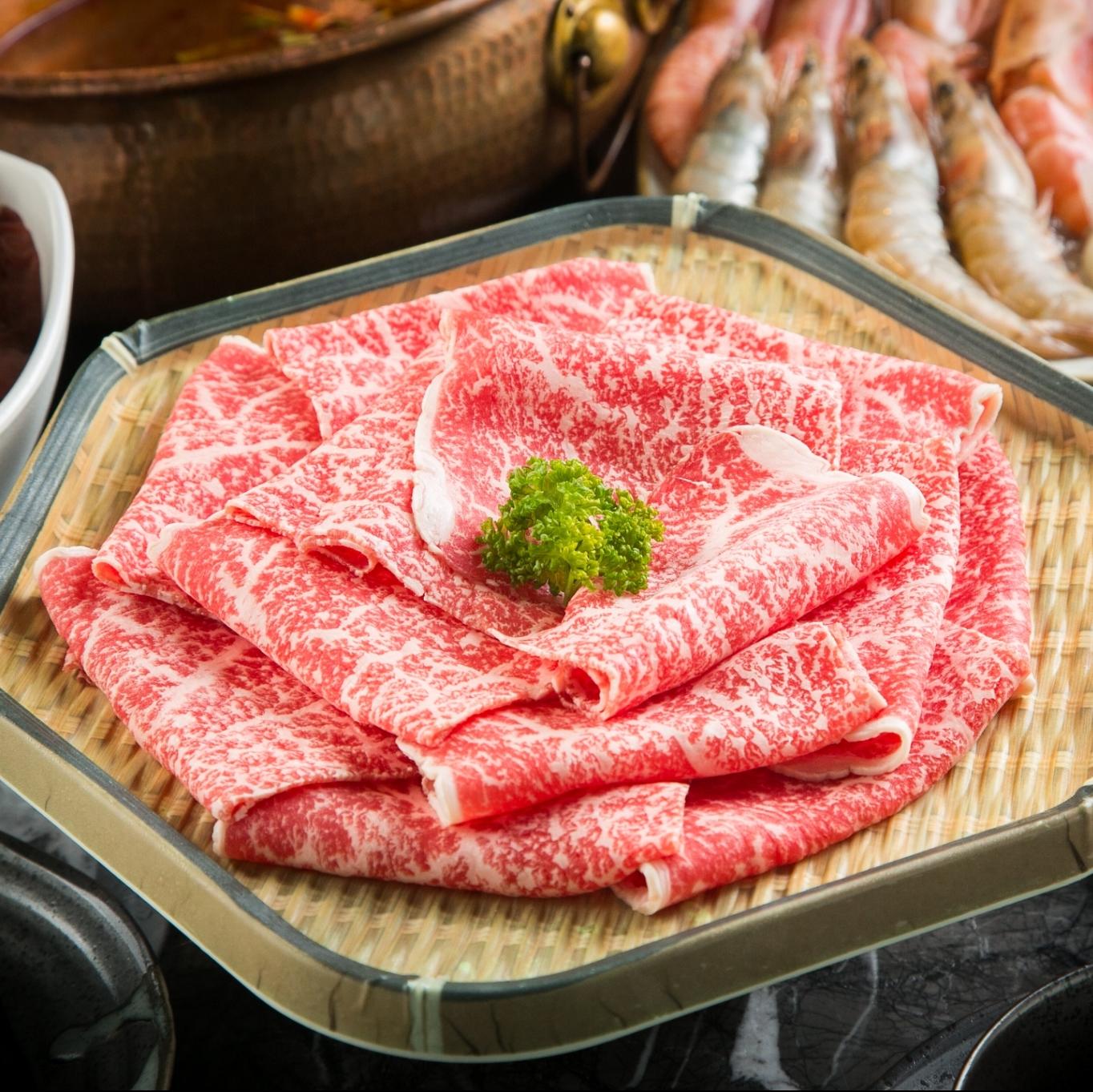 千元品嚐三大和牛-近江牛!鍋物品牌「Beef King」推出「日本頂級 A5 和牛雙人套餐」