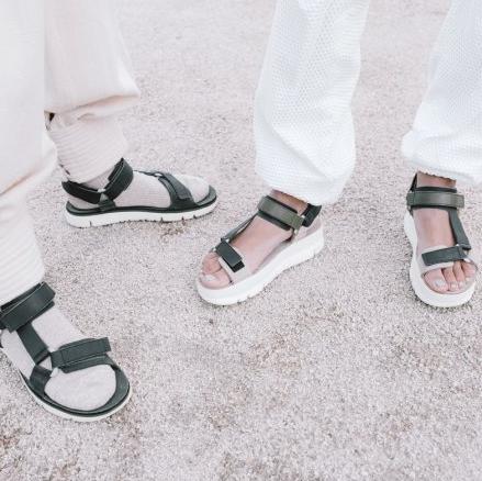 夏天穿涼鞋最舒服! Camper太空系涼鞋舒服又時尚!