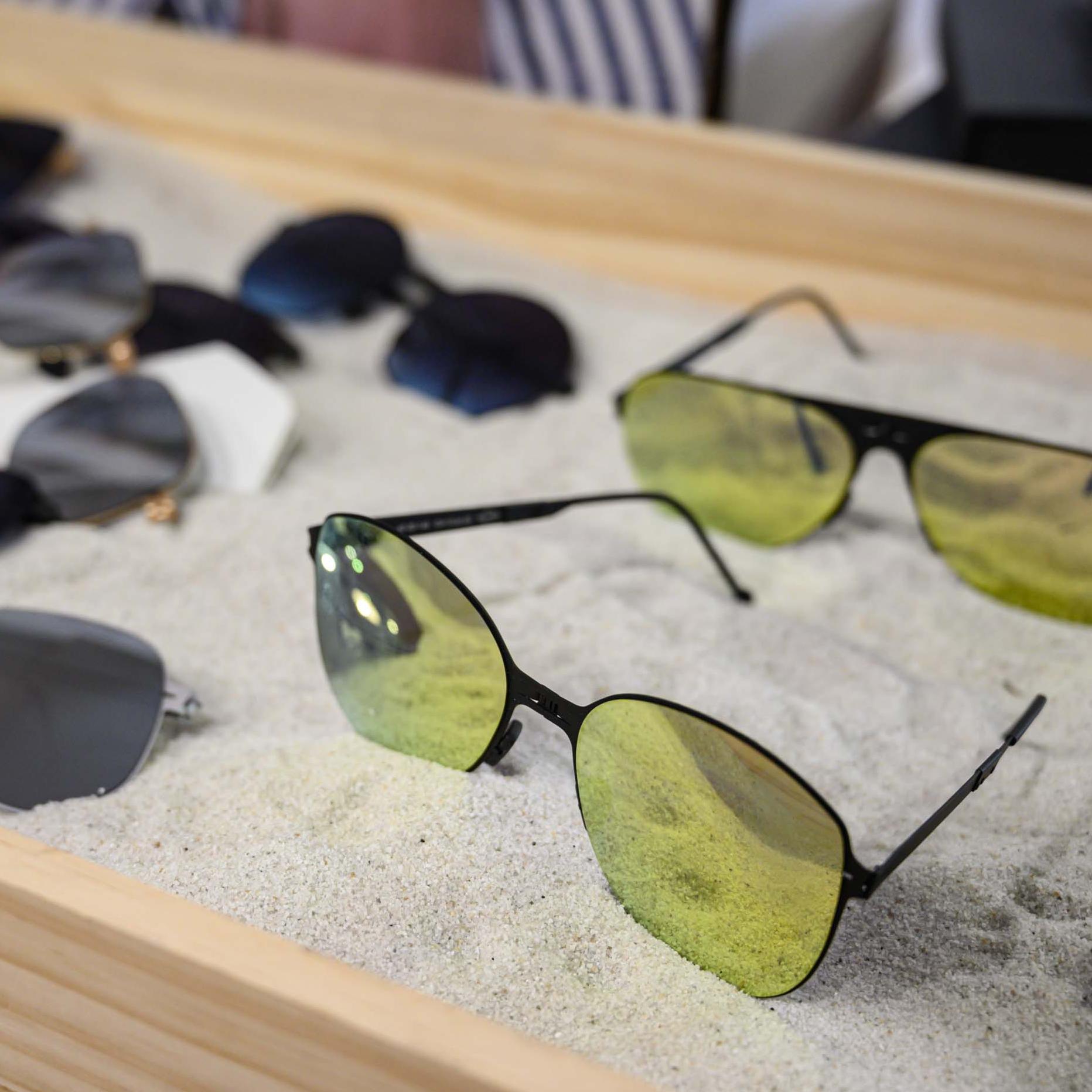時尚折疊太陽眼鏡 ROAV 2019 年春夏系列輕薄登場