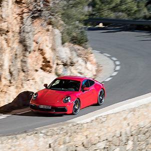 青蛙王子的又一次進化 All New Porsche 911