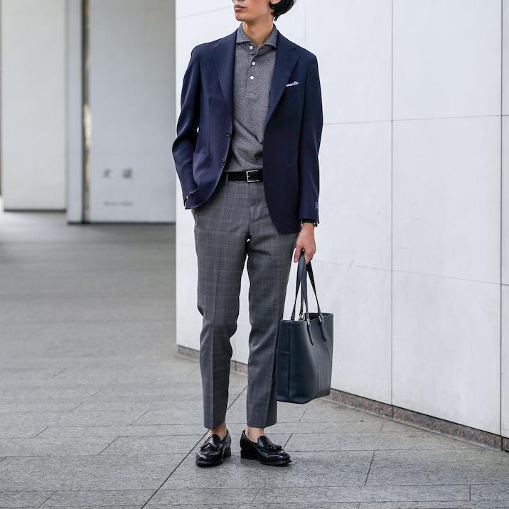 一週5天上班日都幫你搭好了!輕鬆穿出隨性但不隨便的都會男子樣貌