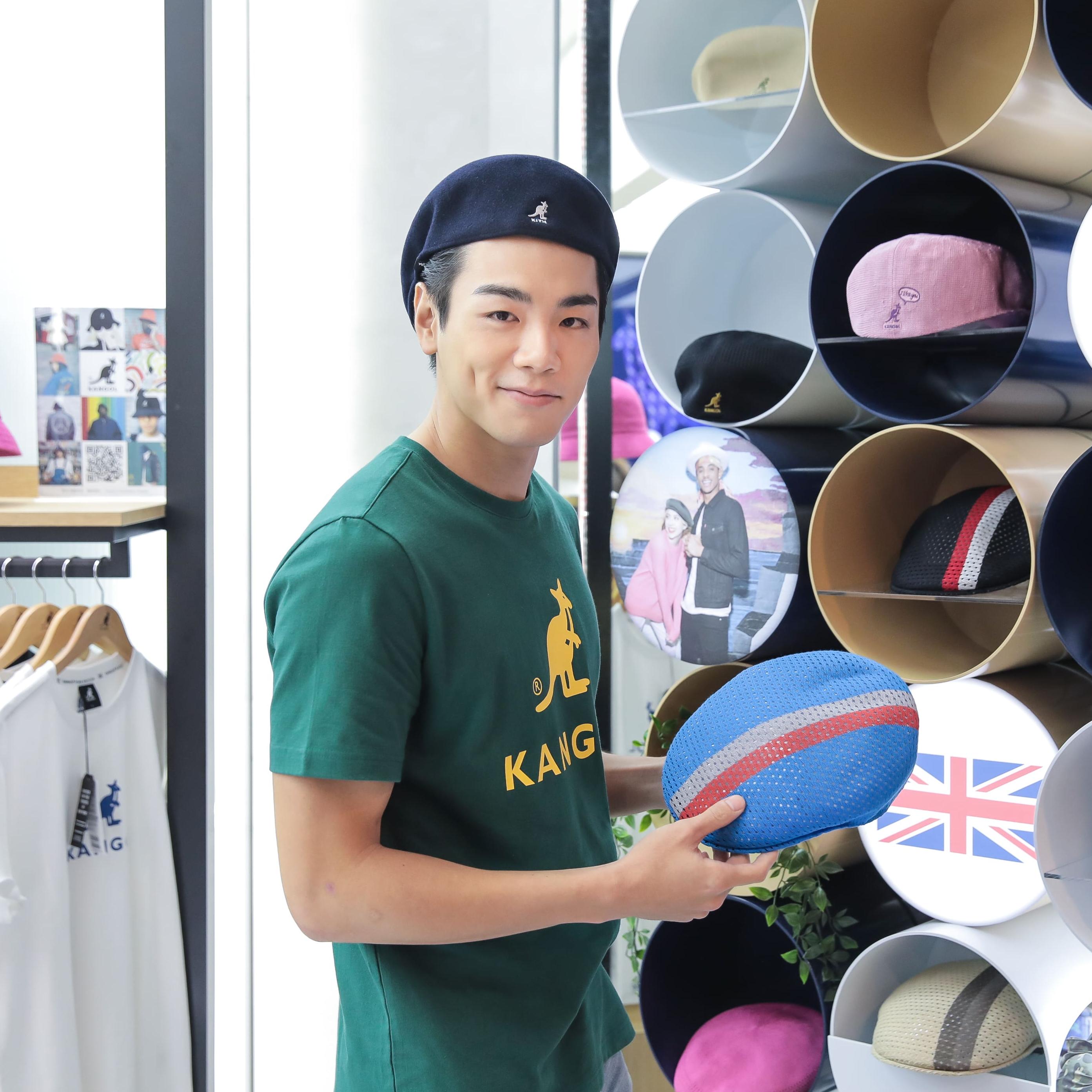 潮流零時差、限量聯名帽款同時曝光!英國帽牌 KANGOL 全台首家旗艦店盛大開幕
