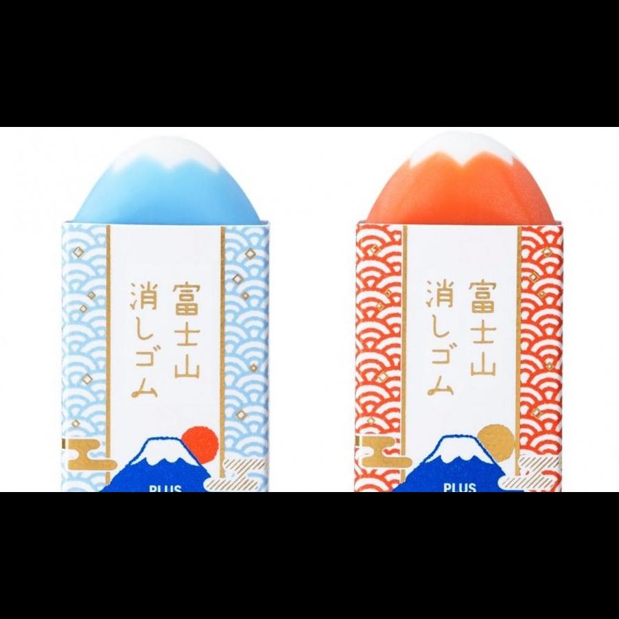 日本人氣No.1創意富士山設計!橡皮擦擦出山!