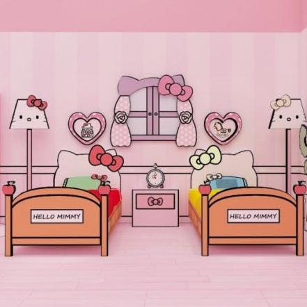澳門Hello Kitty 45週年主題展 10大主題展區巡禮、早鳥預售優惠