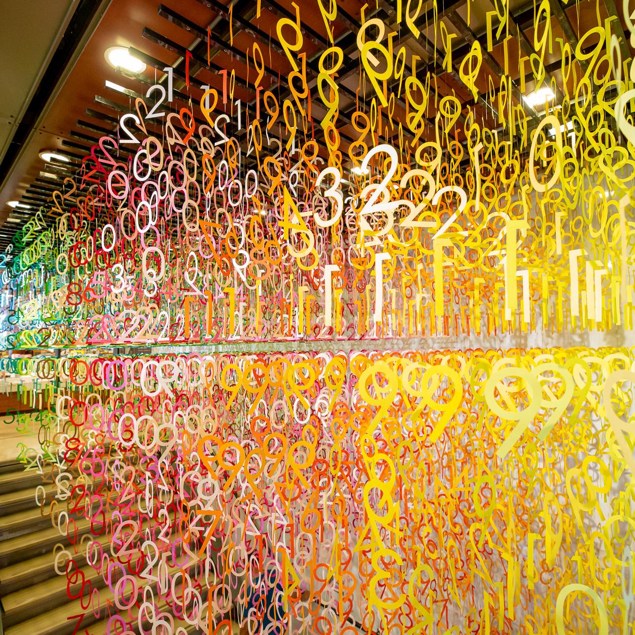 誠品展開「典藏敦南」五部曲!除了帶來「Emmanuelle:100 colors 光譜漫遊」特展,更預告將宣布下一個 24 小時書店新址