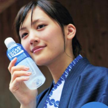 夏天就是要寶礦力!盤點5位日本最辣寶礦力女星!