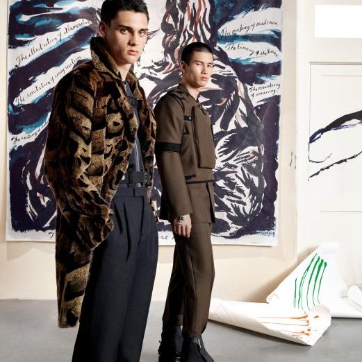 以藝術向Dior先生致敬 Dior男裝2019秋冬廣告