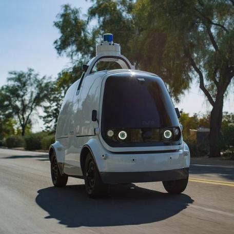 外送員要被淘汰了?!Uber將推無人車送外賣!