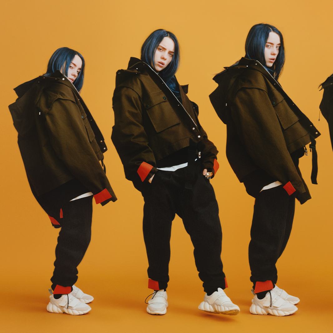 <p>Billie Eilish 演繹 MCM 2019 秋冬系列大片</p>