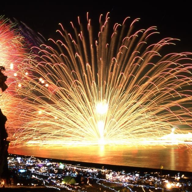 不是只有東京、大阪、京都好去!特搜 3 個日本中部必訪的煙火盛會