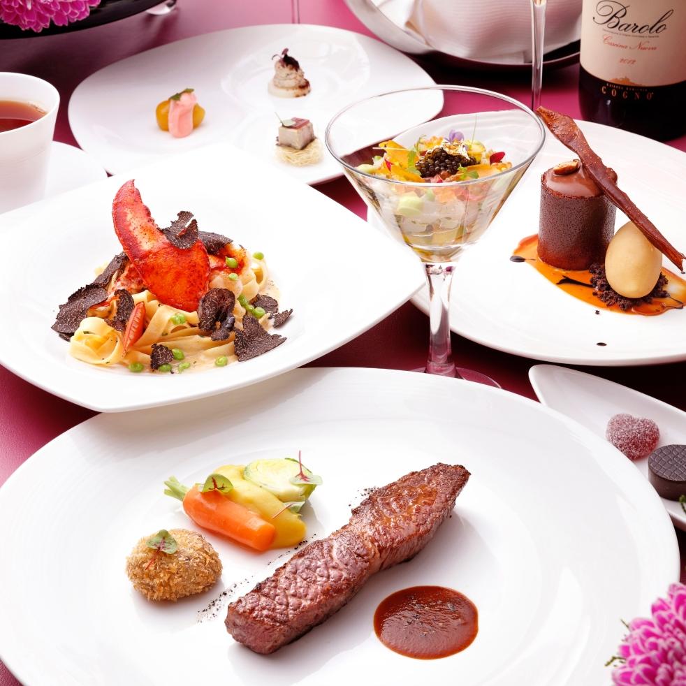 與另一伴共度美好時光!bar & restaurant a³ 新義式餐廳推出「浪漫七夕情人饗宴」