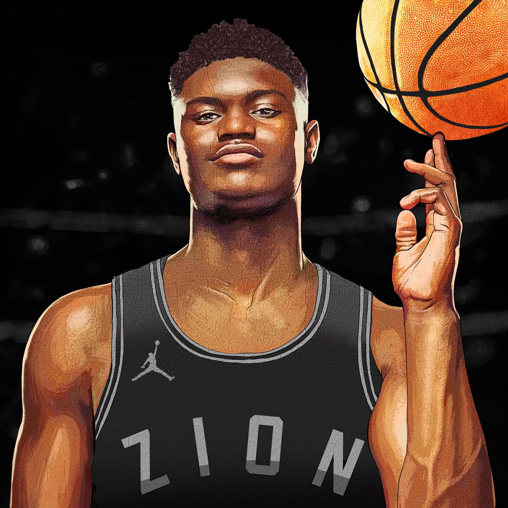 謎底揭曉!選秀狀元 Zion Williamson 確定成為 Jordan 品牌代言人