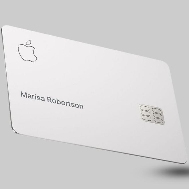 已經完成商標註冊,Apple Card 即將在台發行?