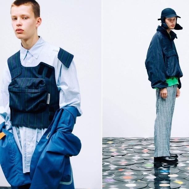 <p>重塑服裝的可能性!搶先預覽日本時裝品牌「Name.」2020 春夏系列</p>
