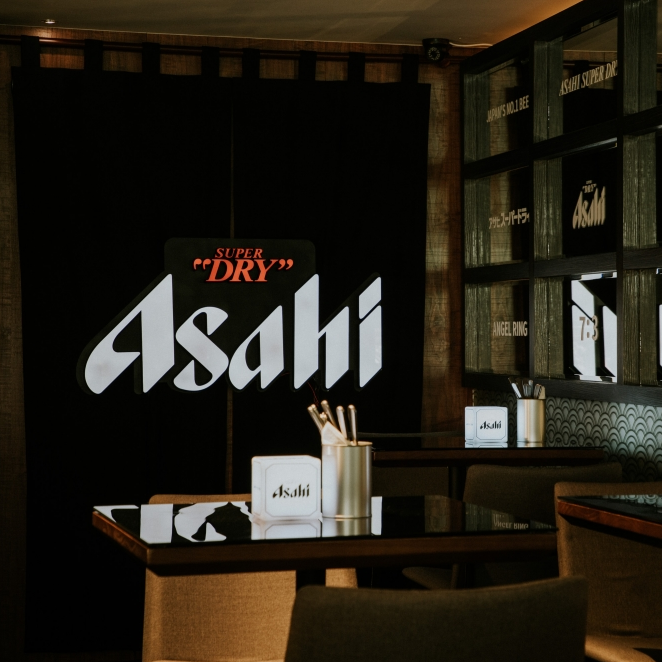 <p>啤酒的完美餐食!Asahi SUPER DRY 朝日啤酒攜手全球知名主廚合作,打造首間快閃旗艦概念店</p>