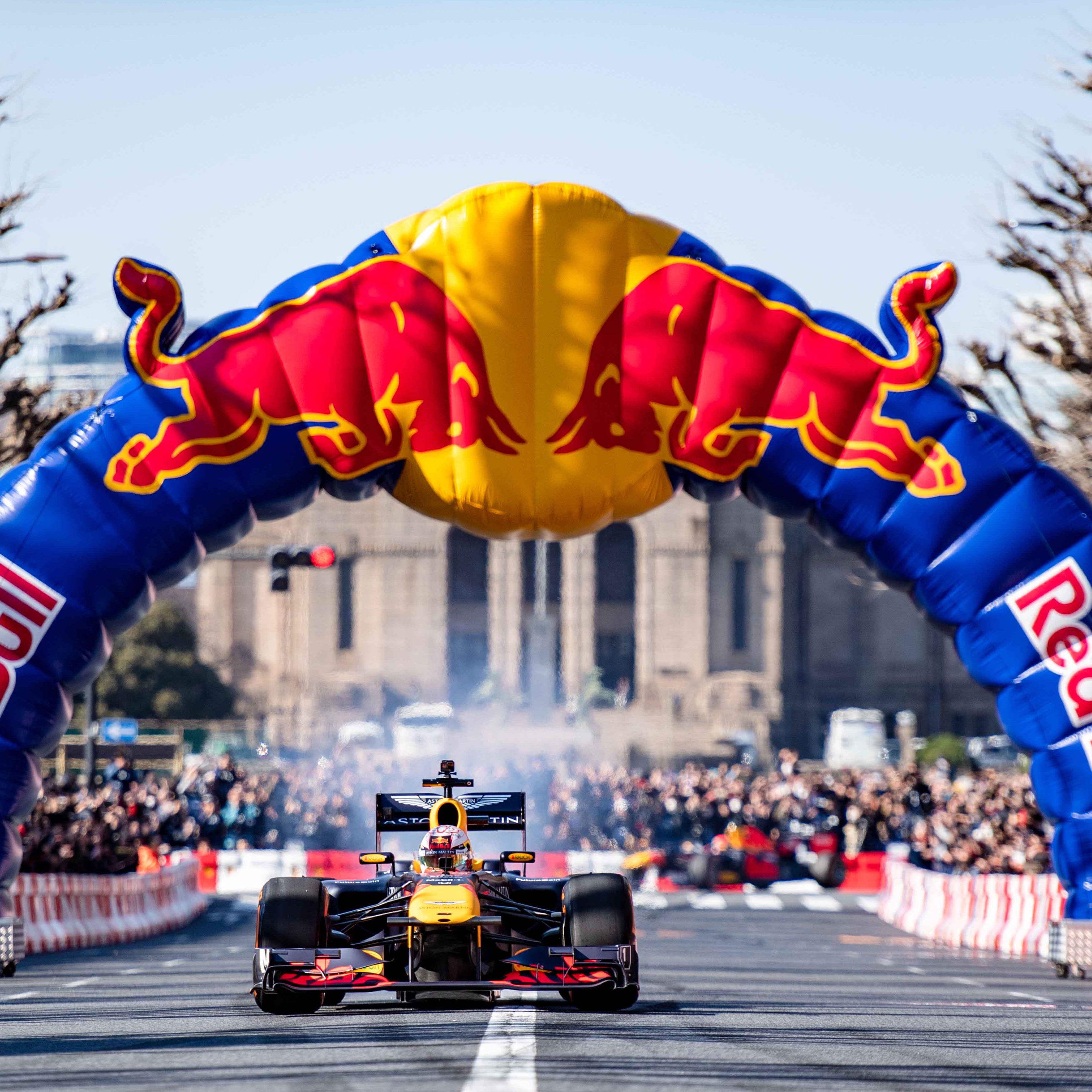 真實還原 F1 飆速快感!「2020 RED BULL RACING F1 SHOWRUN」即將空降台北街頭