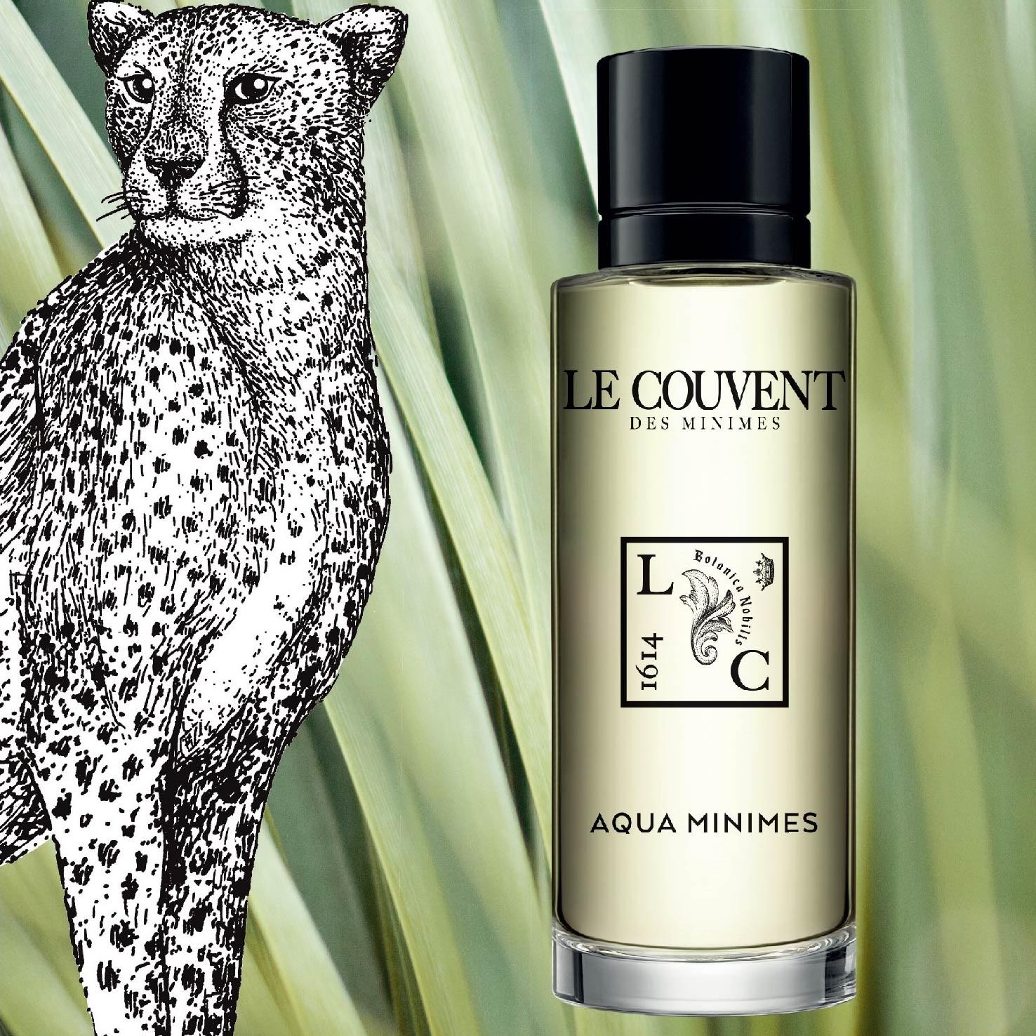 夏季必買香氛!Le Couvent des Minimes 洛蔻芳推出 Aqua Minimes 米尼姆之水系列