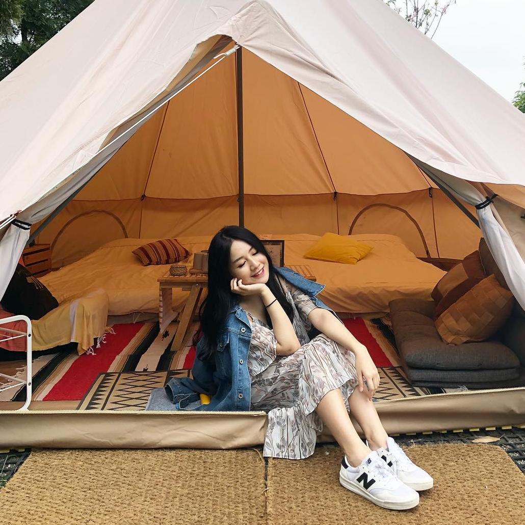 懶人豪華露營法!8間不用自己搭帳篷,簡單就能享受大自然的暑假勝地