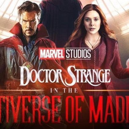 緋紅女巫即將出演《奇異博士2》 漫威宇宙兩大最強法師!