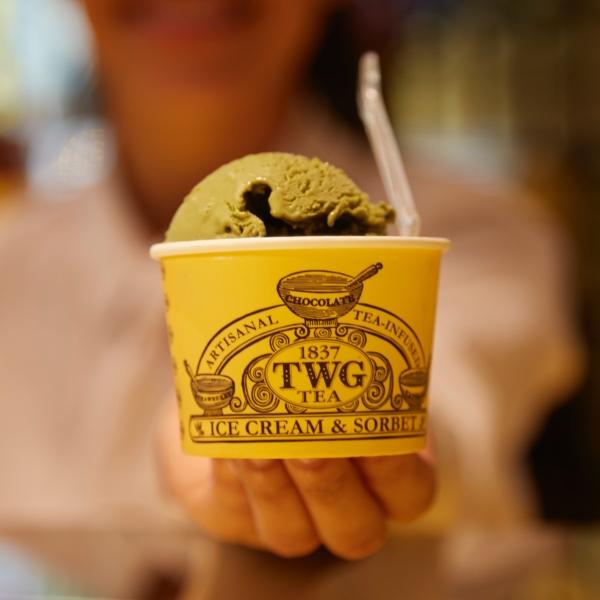限定茶味冰淇淋只有這吃得到!奢華茶葉品牌 TWG Tea 展開全球首家限時體驗店