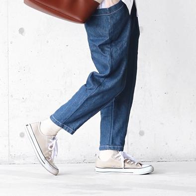 寬褲你穿對了嗎?搭配帆布鞋才是讓造型得高分的訣竅