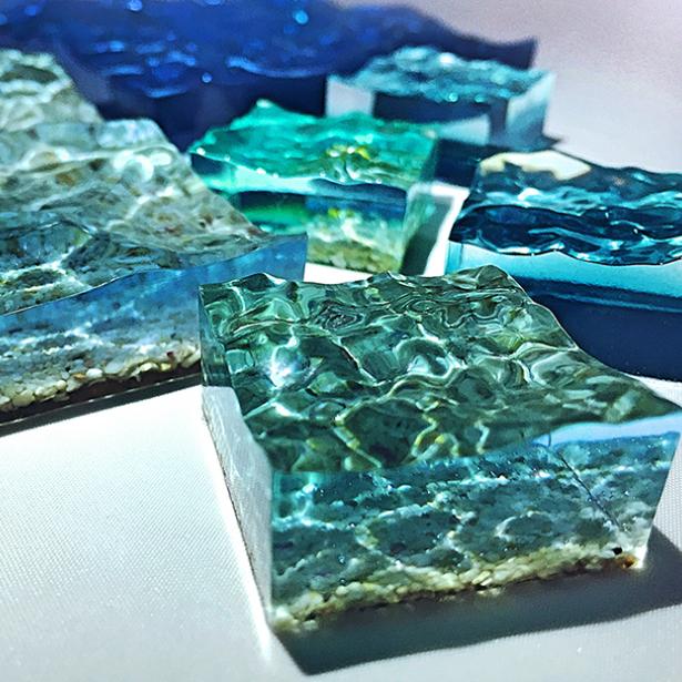 網友跪求出產!網路神人製作沖繩海洋模型