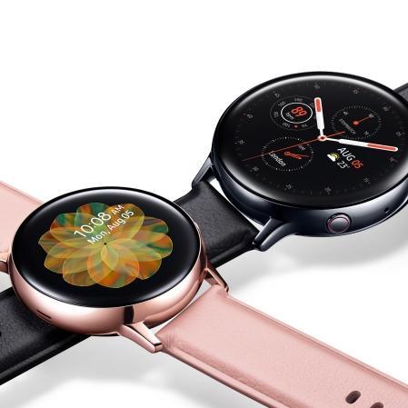 帶來前所未有的靈活便利性!三星推出 Galaxy Watch Active2 智慧手錶