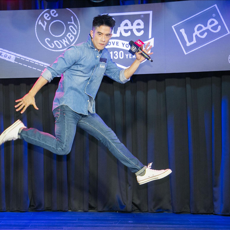 向130年的丹寧品牌致敬    Lee永不停步