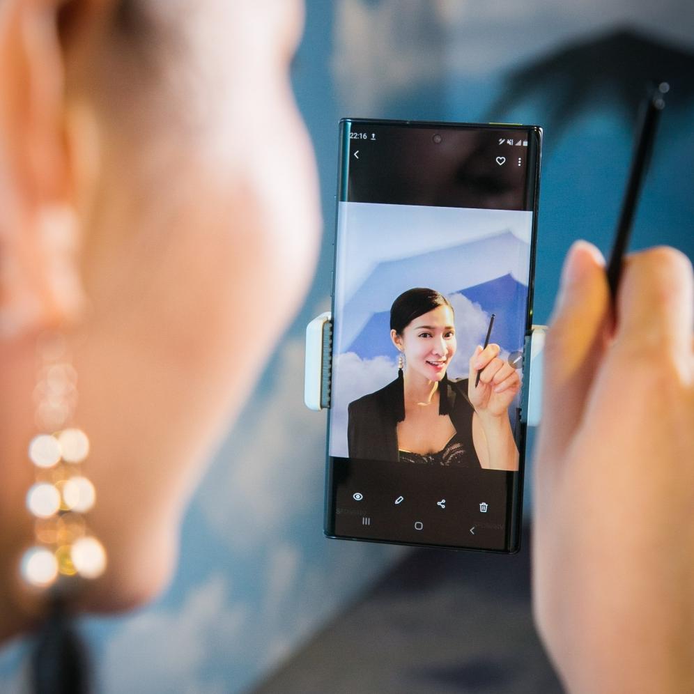 隨時隨地展現天馬行空的創意!三星宣佈推出旗艦新機 Galaxy Note10 系列
