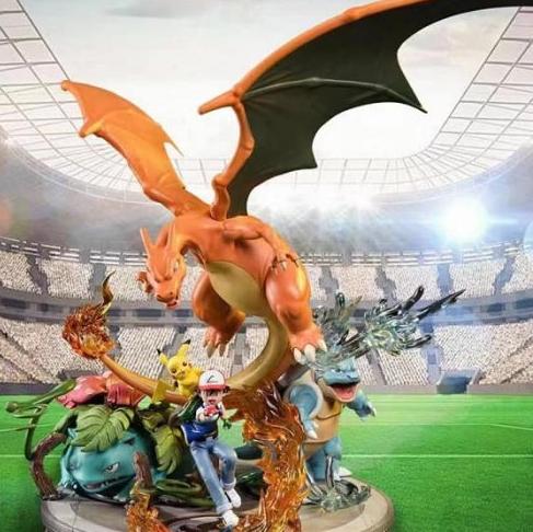 <p>年度必買Pokémon精靈寶可夢模型 5大收藏價值超高推薦!</p>
