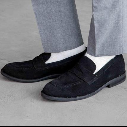 打造好感男子印象就靠它!讓視覺比例看起來更好的『樂福鞋穿搭』