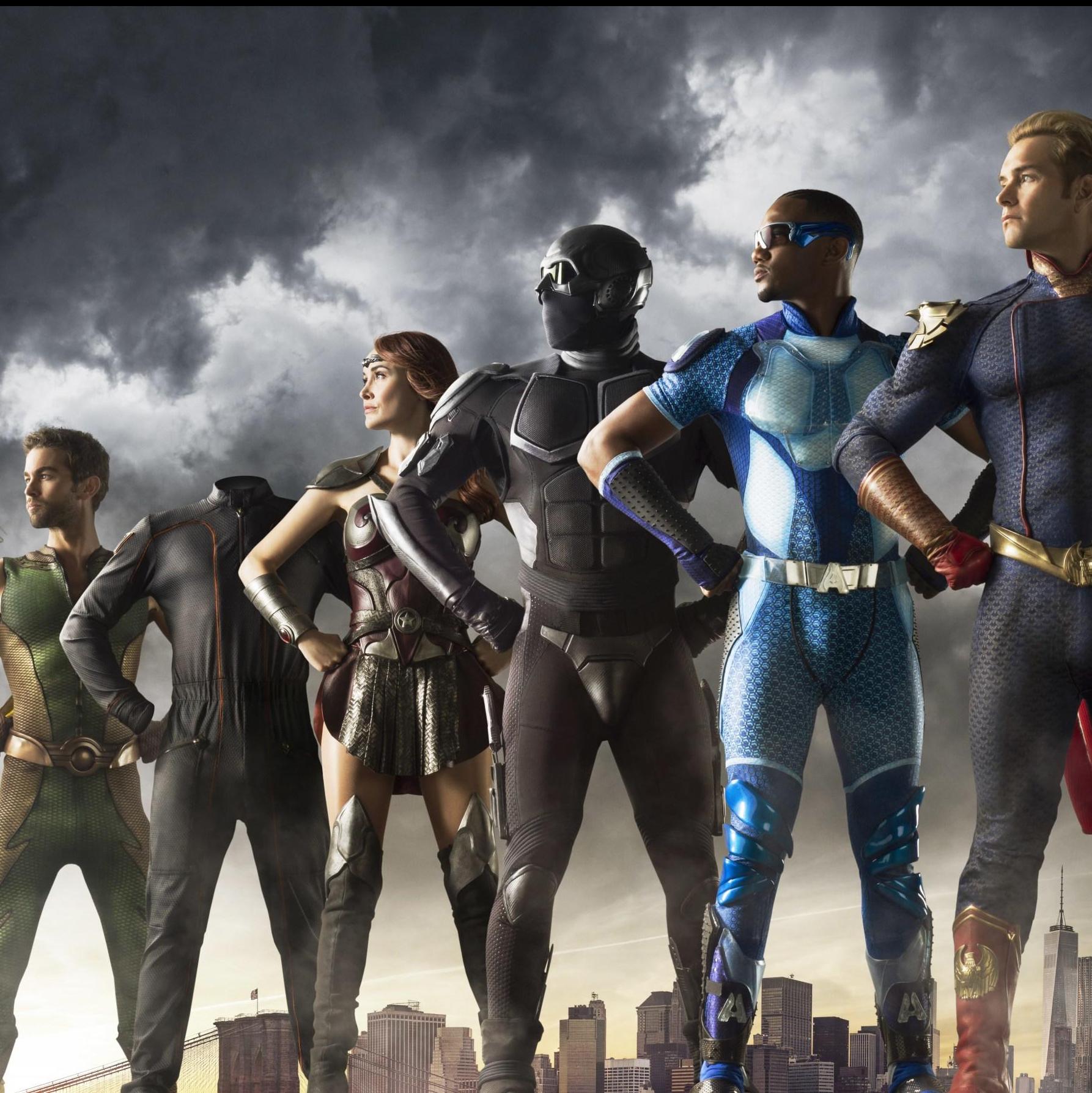 <p>如果英雄的人格並非完美?《黑袍糾察隊》寫實刻劃如果超級英雄真實存在的世界</p>
