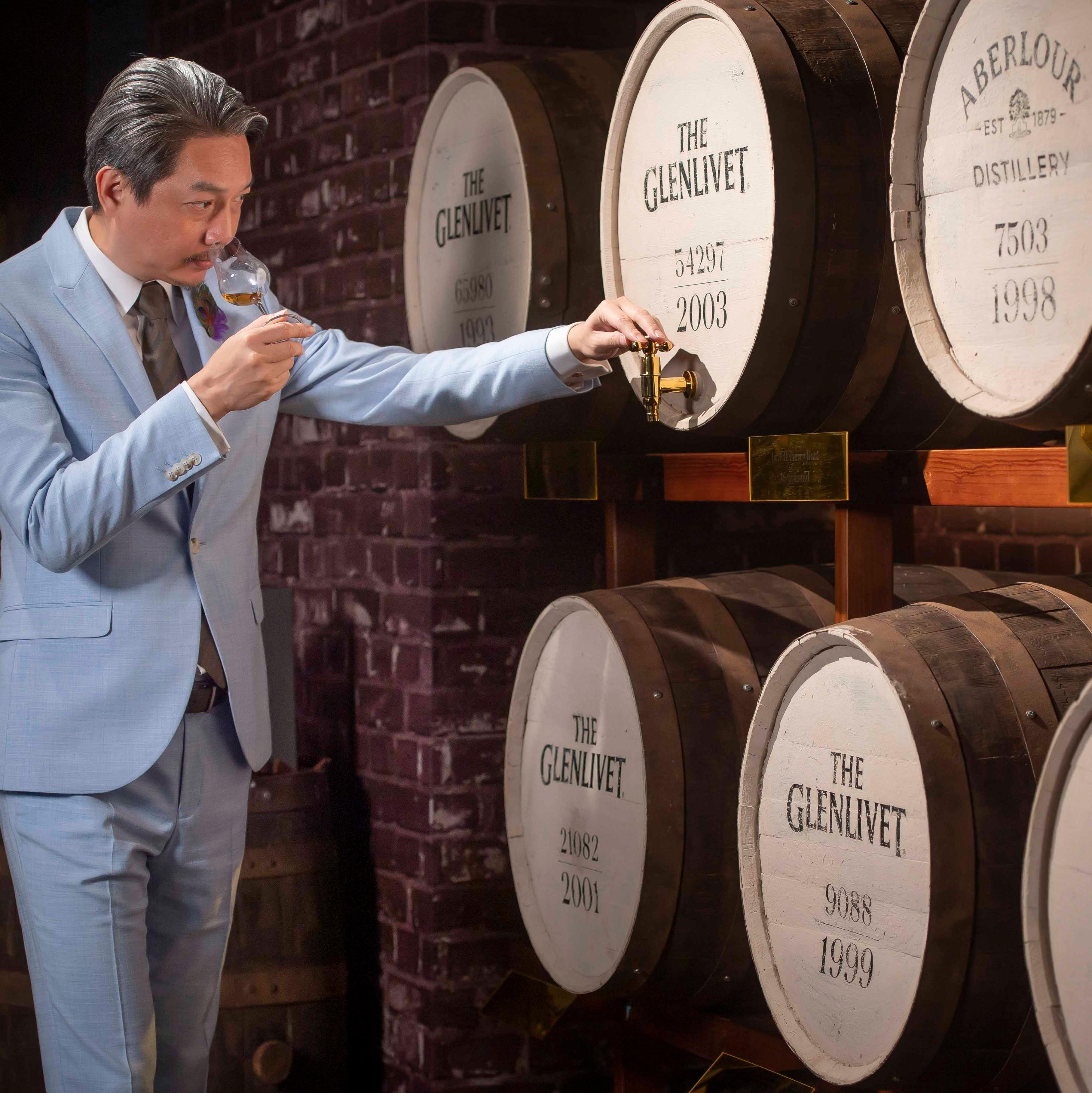 再創威士忌品鑑新境界!格蘭利威聯手亞伯樂舉辦品藏單桶拍賣會