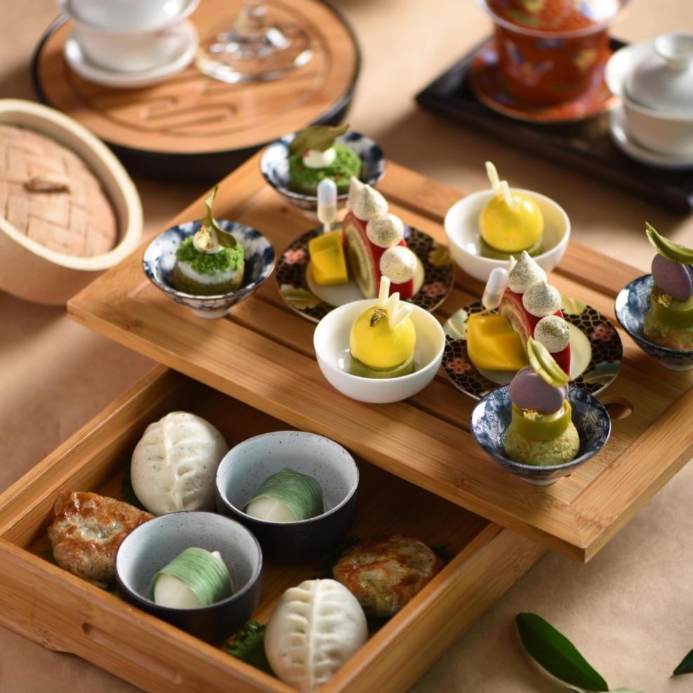 用味蕾體驗在地風情!YEN Bar 推出「TEA-PSY 午茶艷」全新台灣茶口味下午茶