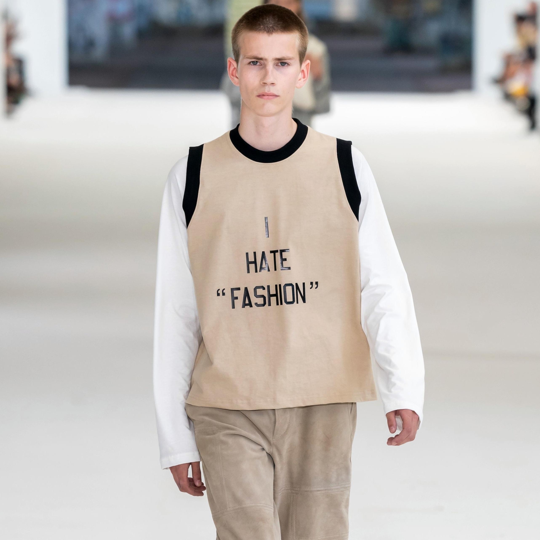 Sunnei暗諷Off-White? 「Meme迷因」是否未來時裝的致勝之道