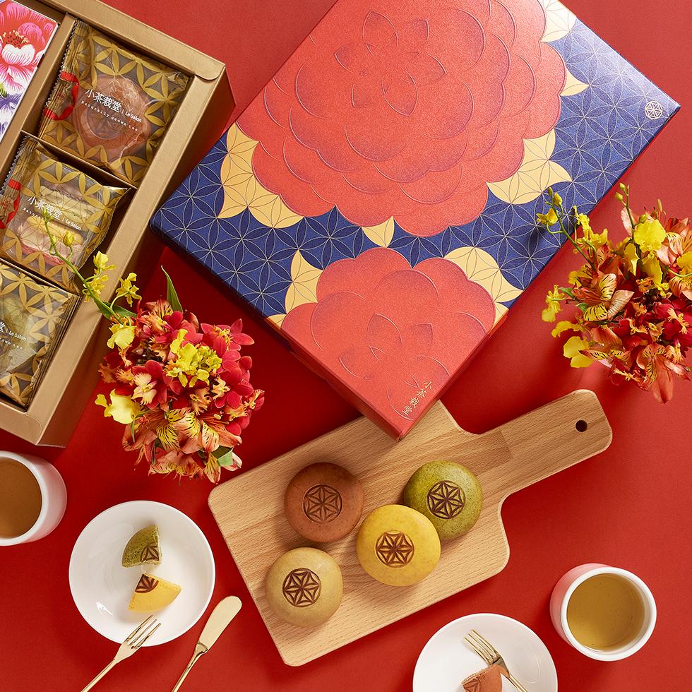 將台灣的美好介紹給世界!小茶栽堂推出全新中秋禮盒「花朝月夕」