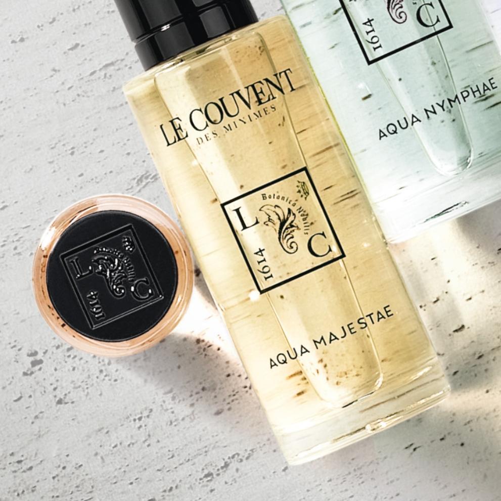 捕捉那美好香氣,尋得無限美好!Le Couvent des Minimes 洛蔻芳推出兩款花園系列香氛