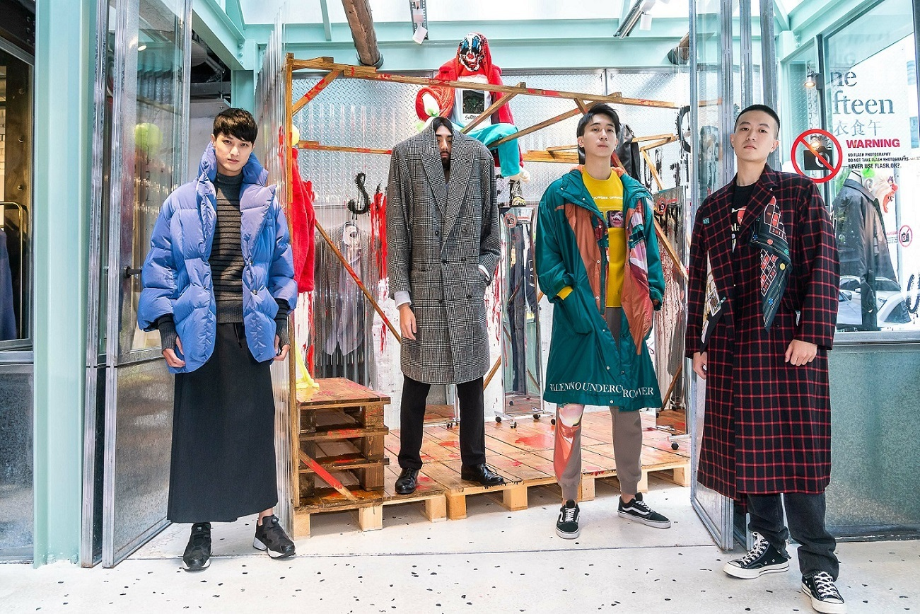 onefifteen 初衣食午攜手日本矚目設計師揭露年度秋冬新品!