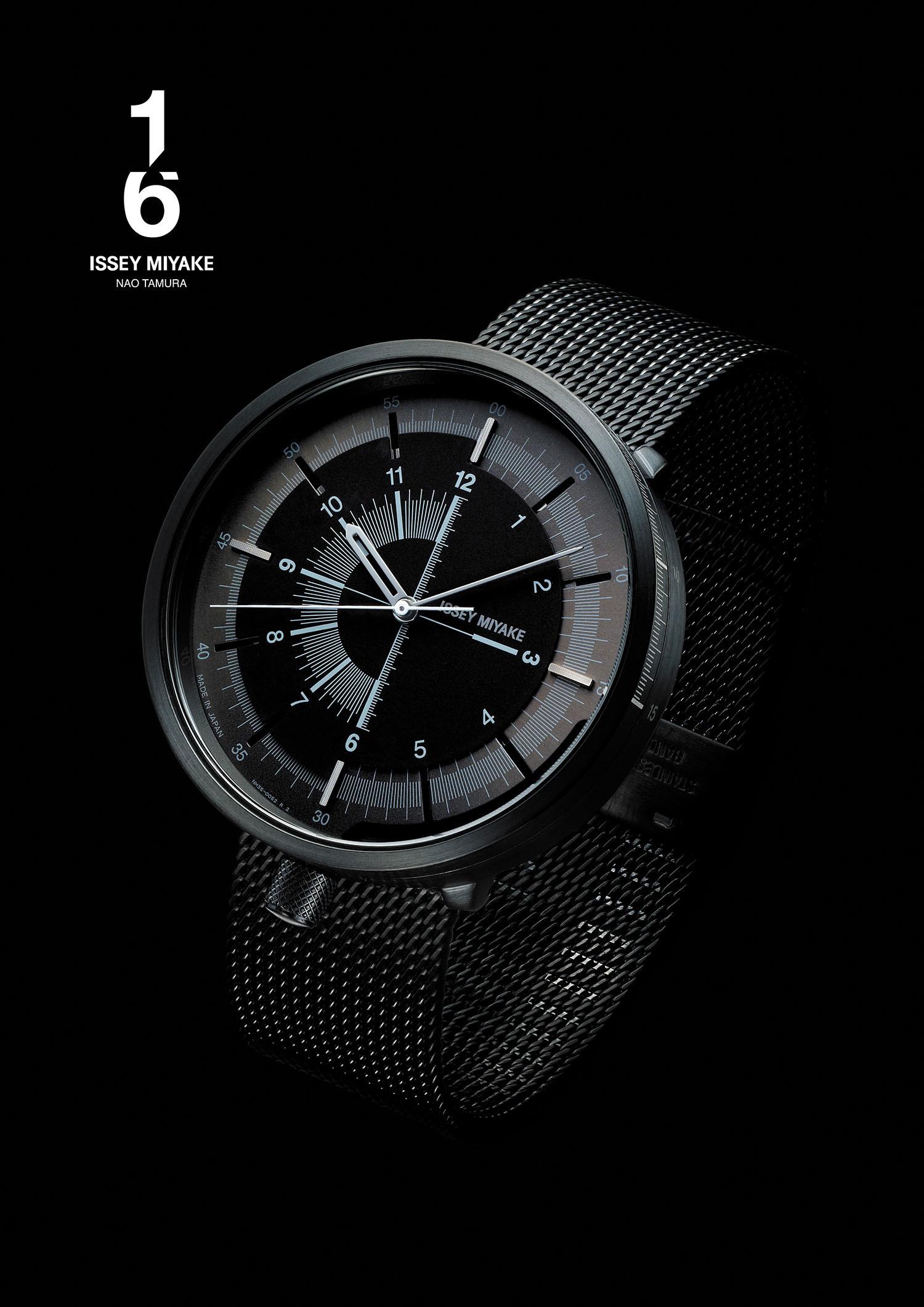 Seiko x ISSEY MIYAKE 攜手打造製錶美學