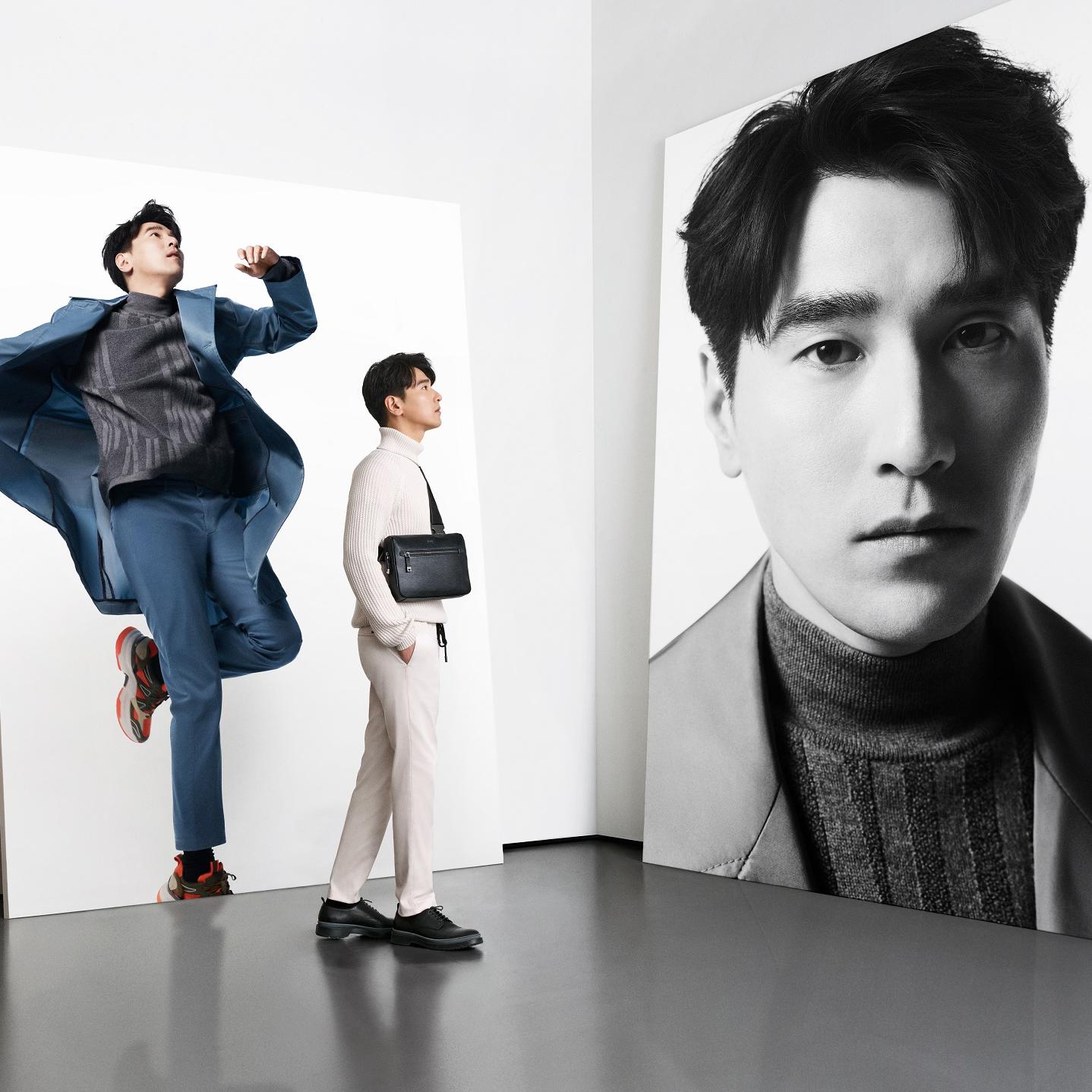 <p>BOSS 大中華區品牌代言人趙又廷演繹 2019 秋冬廣告企劃!</p>
